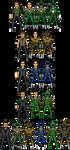 Legacy of Power Dom Oranzi by SpiderTrekfan616