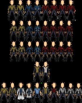 Castaways 2250s-2270 Uniform by SpiderTrekfan616