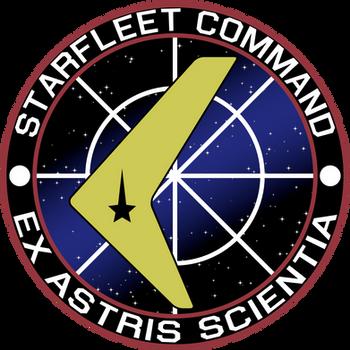 Potential 23rd Century Starfleet Command Seal by SpiderTrekfan616