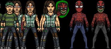 The Symbiotic Vigilante by SpiderTrekfan616