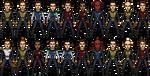 Castaways TMP Enterprise Crew WIP by SpiderTrekfan616
