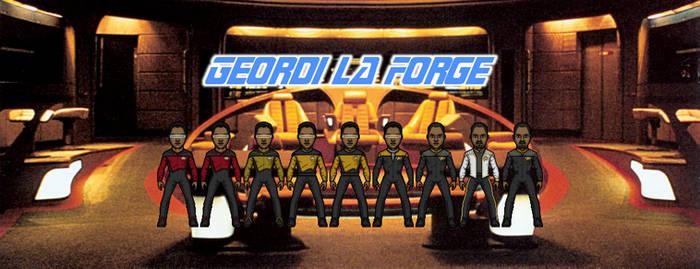Geordi La Forge