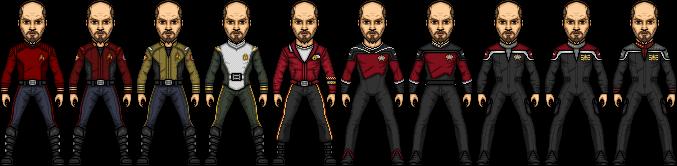 Star Trek: Castaways - Erick Minard