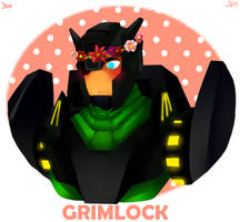 Grimlock by HunterBite
