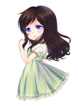 A delicate shyness [SPEEDPAINT AVAILABLE]