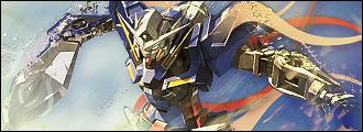 Gundam Exia Signature by TurnAPickens