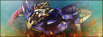 Gundam 00 Signature by TurnAPickens