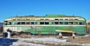 S.F. Municipal Railway 1127