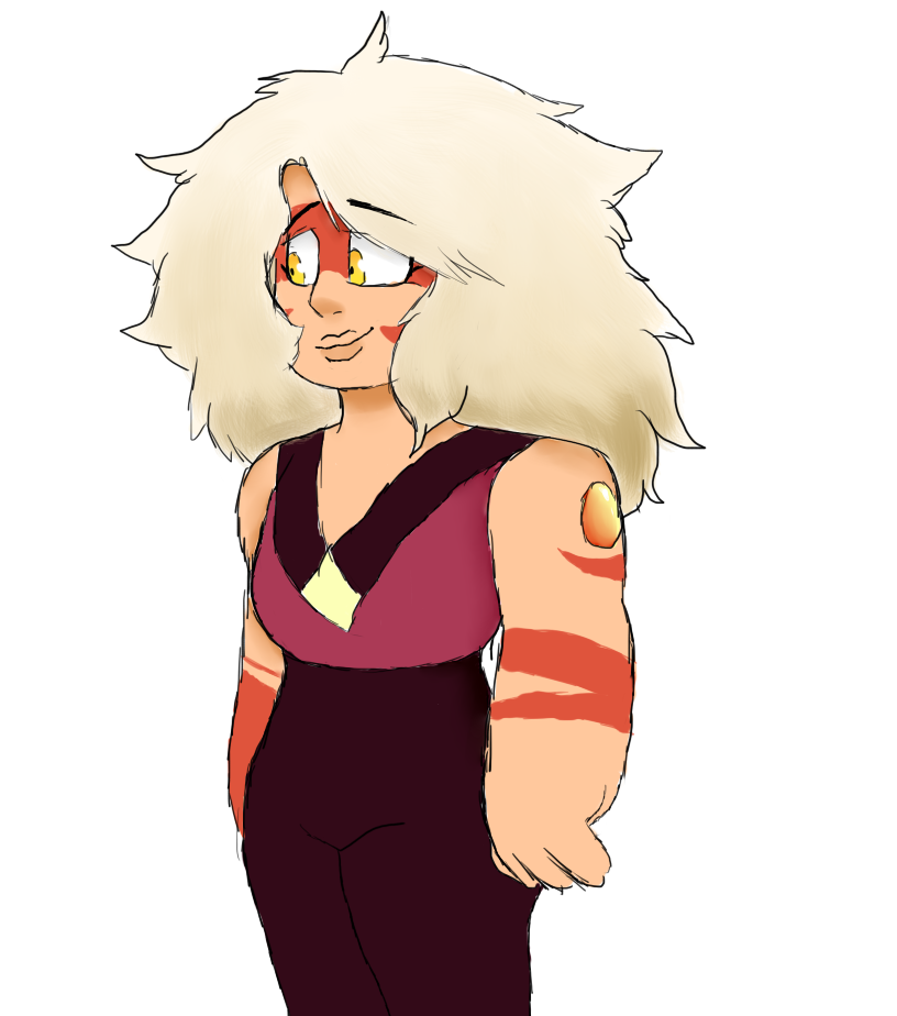 Jasper (Gemsona) by kate2002345