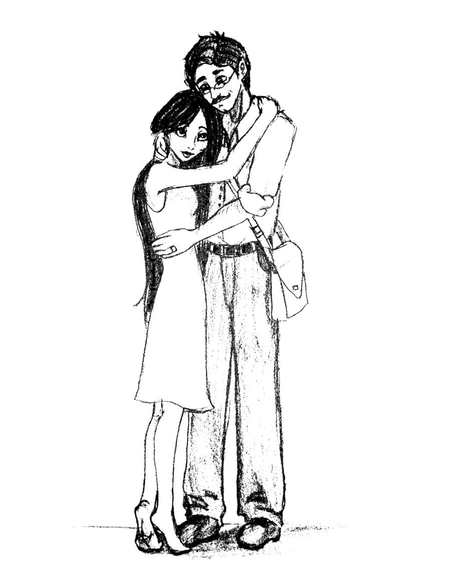 Fablehaven: Patton and Lena by frogit on DeviantArt
