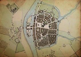 City of Maisandras - coloured by Brian-van-Hunsel