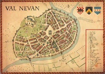 Val Nevan by Brian-van-Hunsel