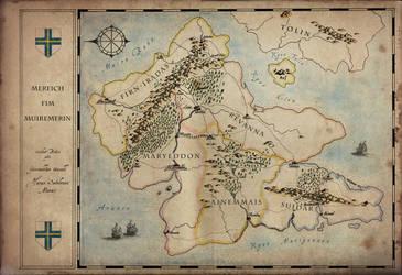 Five Kingdoms of Muiremere - Loose ends #1 by Brian-van-Hunsel