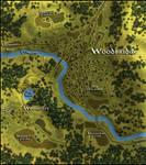 Woodbridge Village Map