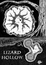 Lizard Hollow by Brian-van-Hunsel