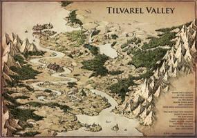 Tilvarel Valley by Brian-van-Hunsel