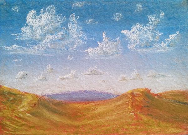 Pastel practice 1 by Brian-van-Hunsel
