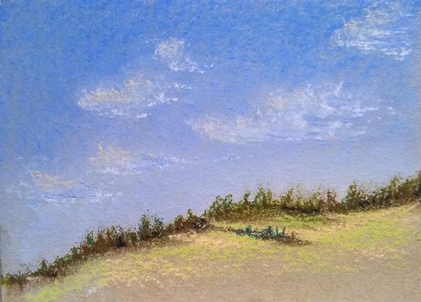 Pastel practice 2 by Brian-van-Hunsel