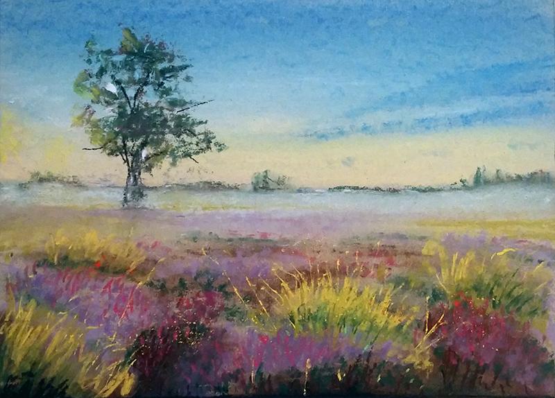 Pastel practice #4 by Brian-van-Hunsel