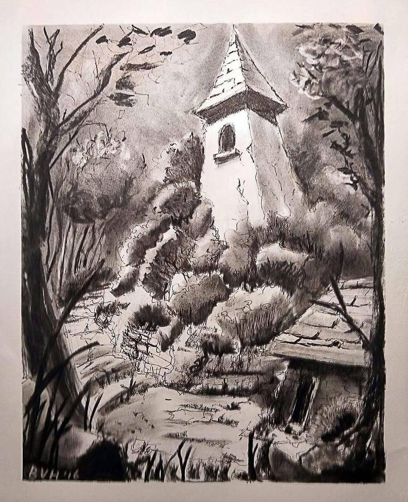 Fairy Tale Tower by Brian-van-Hunsel