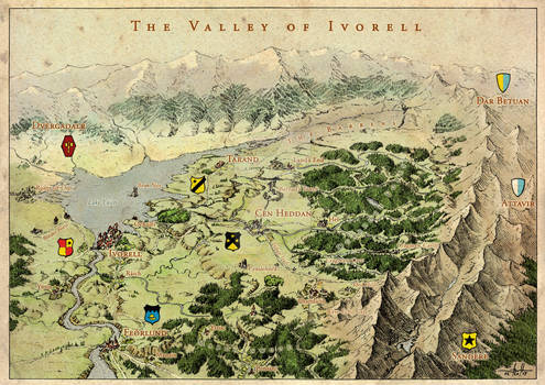 Valley of Ivorell (remake)
