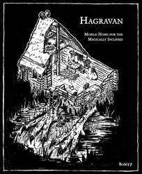 Mapvember Day 8 - Hag by Brian-van-Hunsel