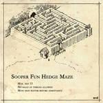 Mapvember Day 9 - Minotaur
