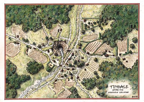 Tindale Sinkhole