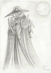 Vampire Hunter D by SirLordAshram