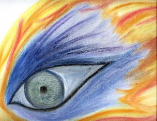 fire eye by ambrosia77