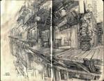 Pit City Market Are Sketch