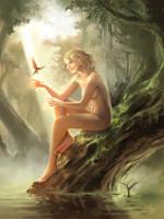 Serenity by niuner