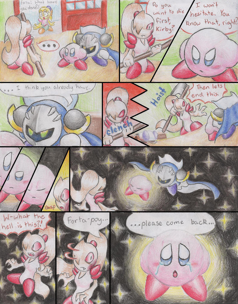 Hoshi No Kaabii: A Recurring Nightmare #20 by ssbbforeva