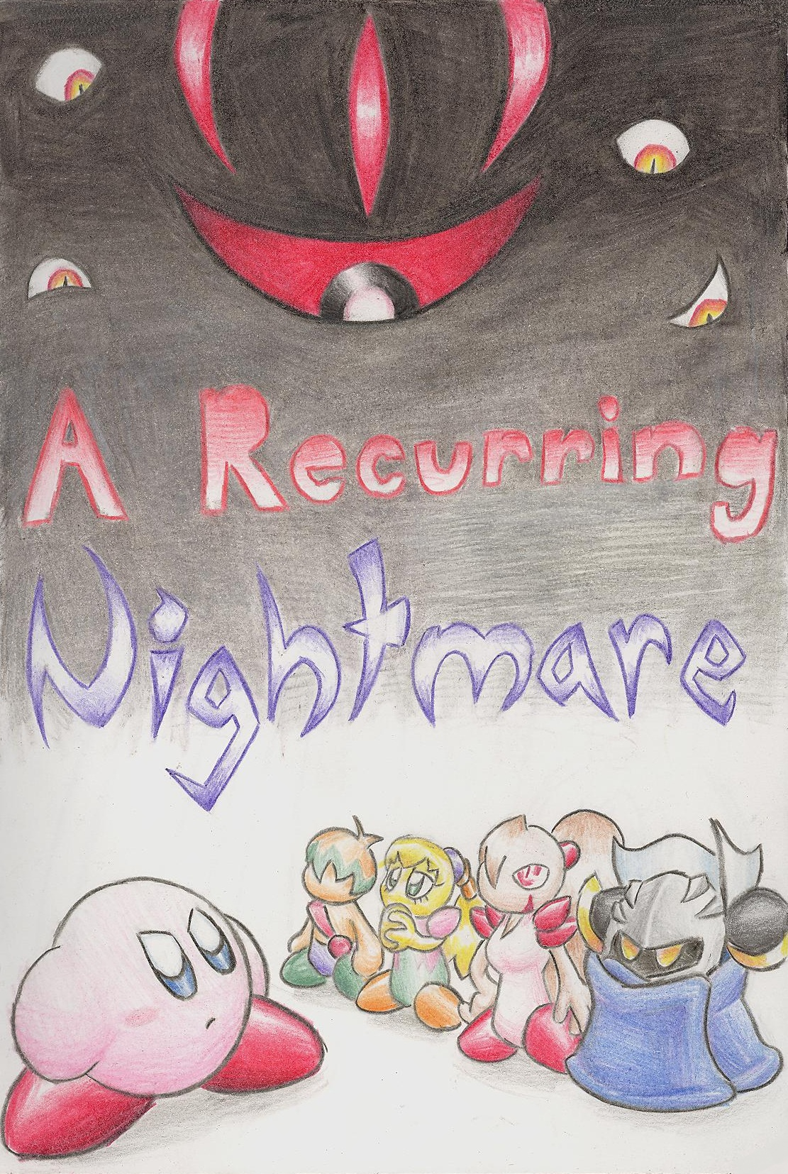 Hoshi No Kaabii: A Recurring Nightmare by ssbbforeva