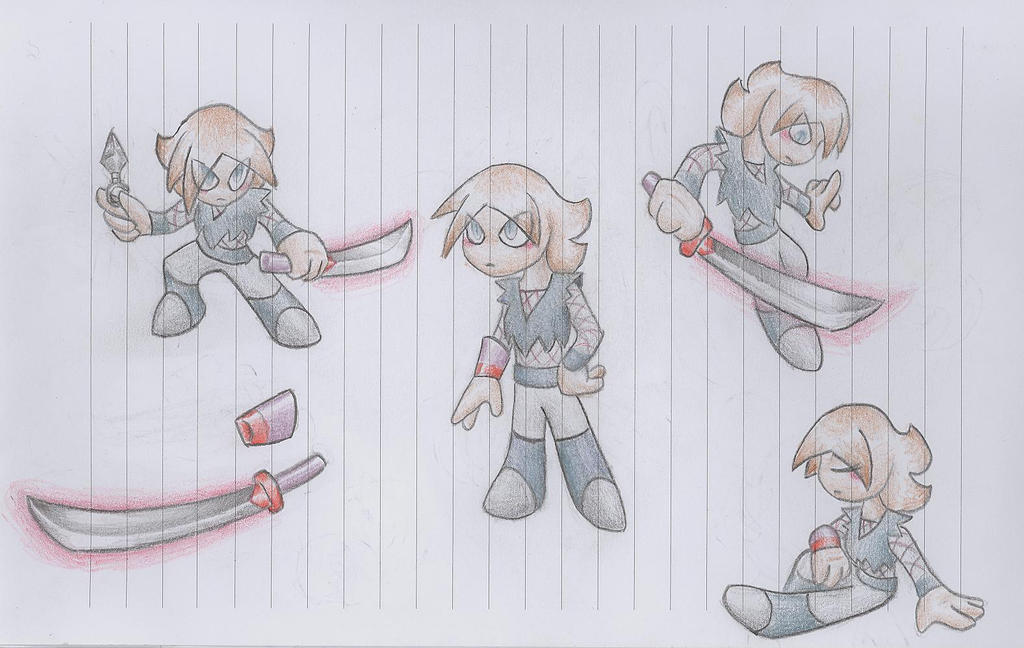 Kira the ninja by ssbbforeva