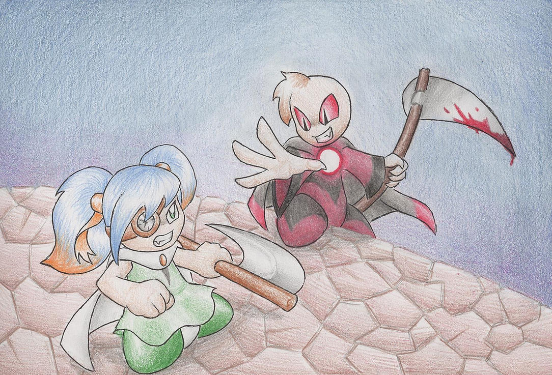 Clashing Madness by ssbbforeva