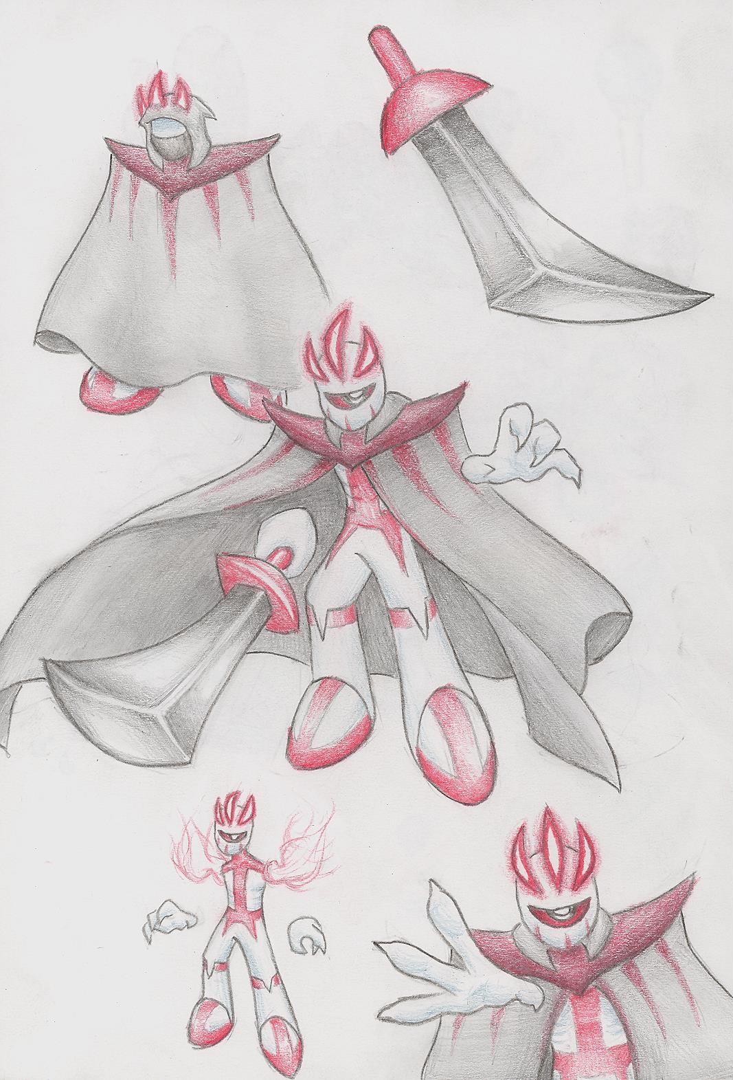 Dark Lord Zero version 2 by ssbbforeva