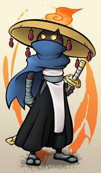 Masamune, the Legendary Warrior
