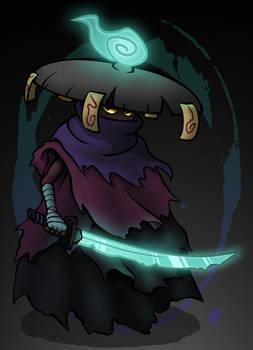 Muramasa, the Cursed Warrior