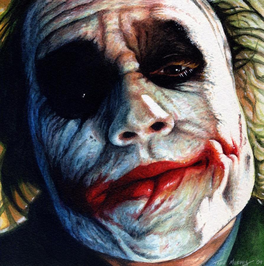 Joker's Philosophy by Trev--Murphy