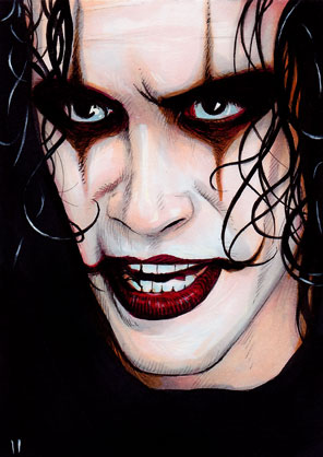 The Crow by Trev--Murphy