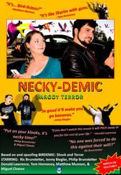 Poster - Necky-Demic: Parody Terror by MonteRicard