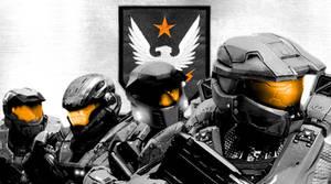 Halo Wallpaper  SPARTAN by MonteRicard