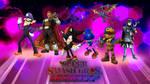 Super Smash Bros Legacy XP Wallpaper 02
