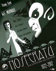 Nosferatu 1922-2012 by Fantitlan