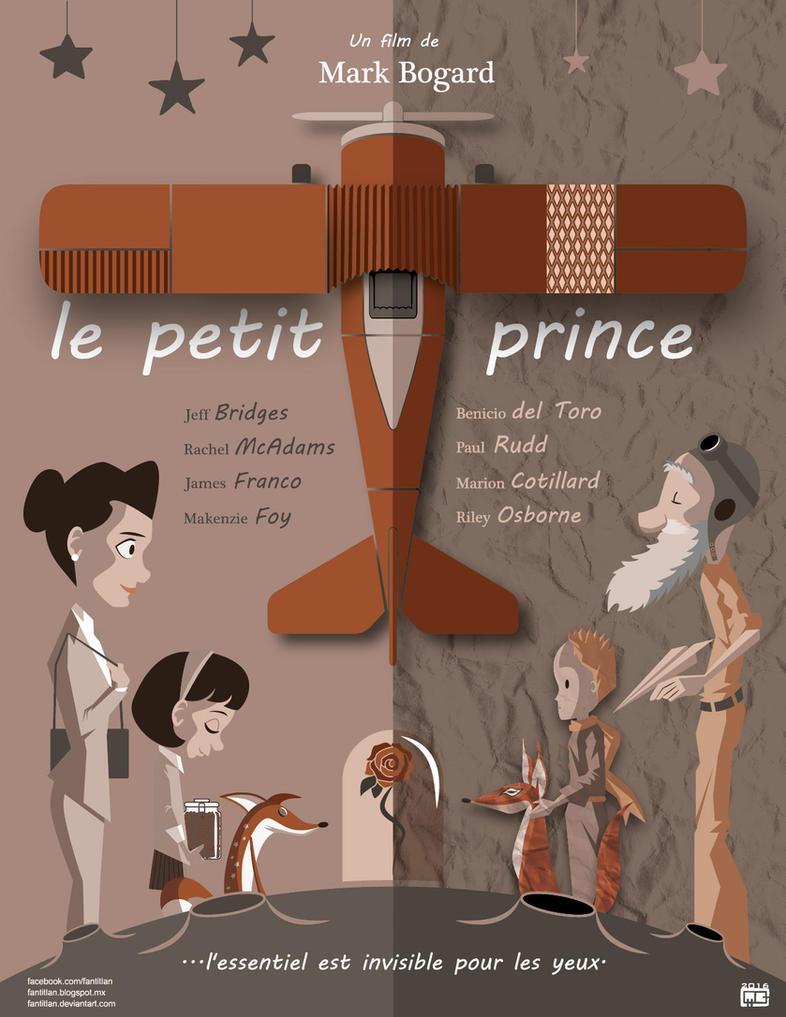 Le petit prince (2015) by Fantitlan