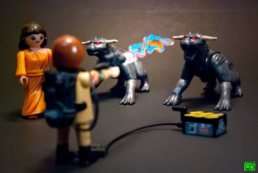 Who you gonna call? Playmobil!