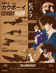 Cowboy bebop 20th Anniversary