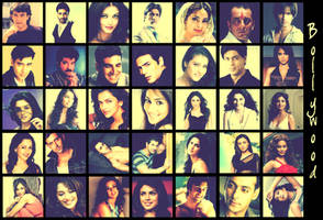 Bollywood Greats by PeaceLovePrithvi