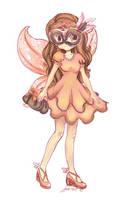 Collab: Pigbunnie by Candy-DanteL